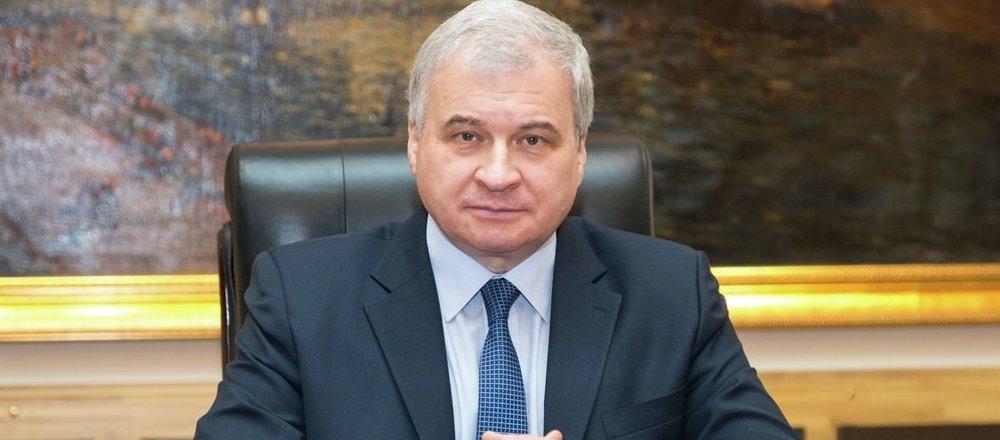 俄聯邦駐華大使傑尼索夫