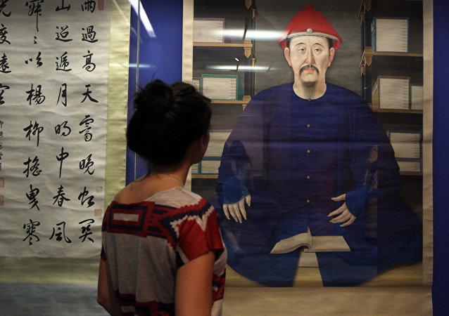 中國人的神聖起源證據被發現