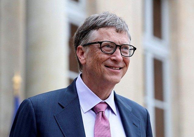 媒體:比爾•蓋茨捐獻1200萬美元研制萬能流感疫苗