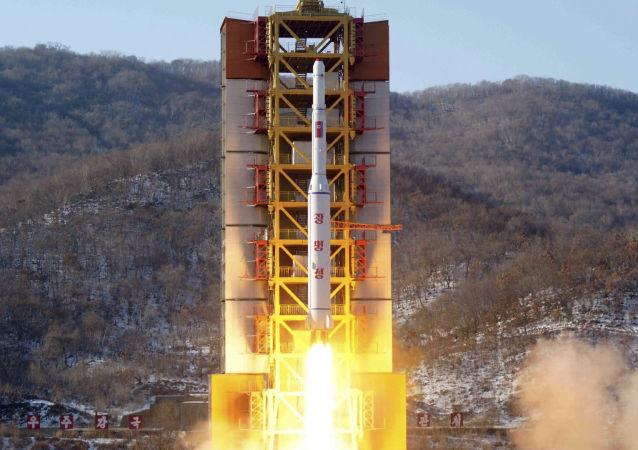 媒體:衛星圖像顯示朝鮮正在升級西海衛星發射場