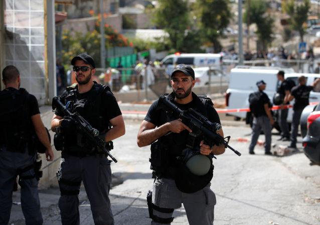 耶路撒冷警方