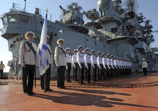 俄海軍駐塔爾圖斯基地