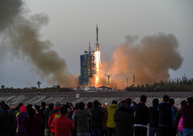 中國載人航天工程辦公室:神舟十一號成功返回標誌著中國空間實驗室任務取得重要成果