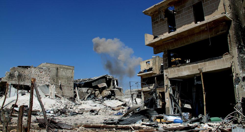 俄國防部:阿勒頗從9月初起已經有130多名兒童死於武裝分子的炮擊
