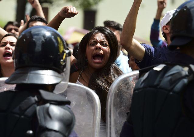 委內瑞拉反對派稱制憲大會召開後發生「國家政變」