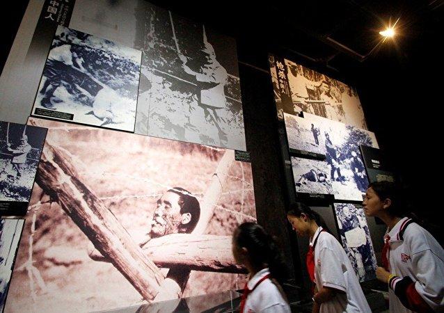 中方贊賞日本前首相參謁南京大屠殺遇難同胞紀念館