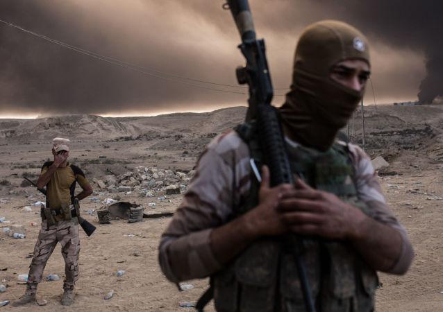 伊拉克軍方
