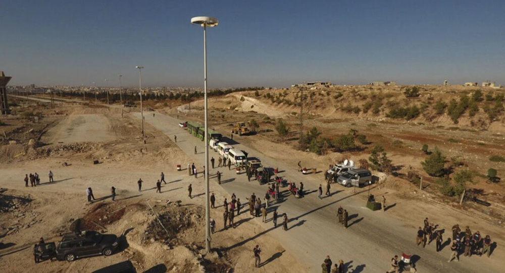 媒體:武裝分子開始撤離阿勒頗南部的Sheikh Said街區 敘利亞軍隊繼續進攻