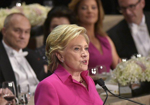 媒體:克林頓在辯論中或洩漏美國核能力機密