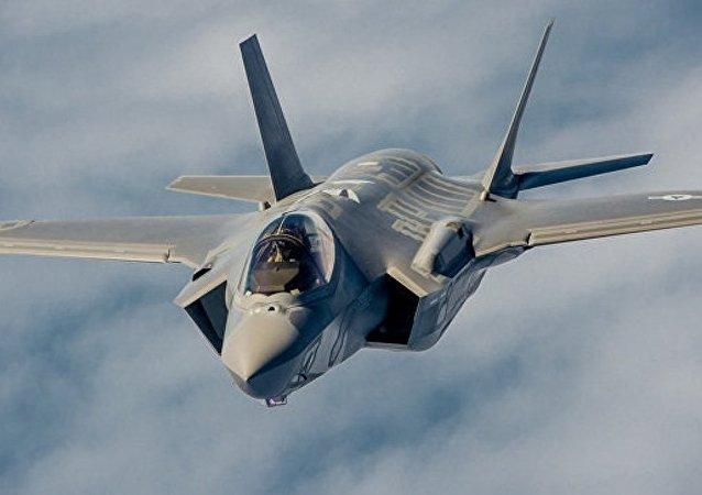 美國將從2017年起在日本長期部署16架F-35B飛機