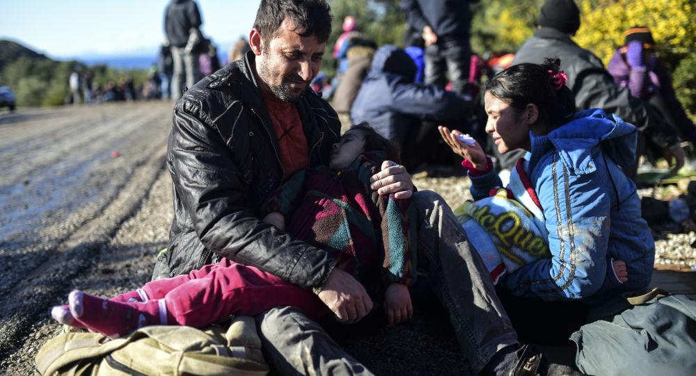土耳其內政部:土境內有超過350萬敘利亞難民