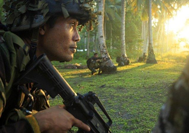 菲律賓政府軍