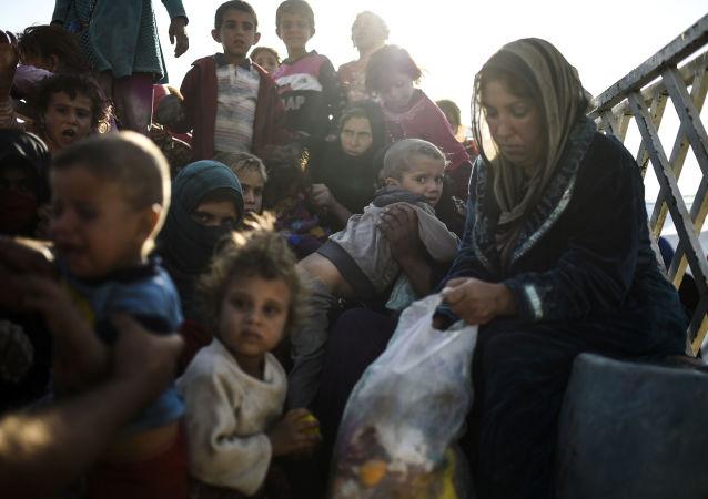 伊拉克兒童(資料圖片)