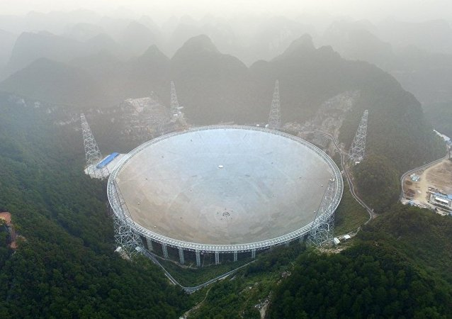 Five-hundred-metre Aperture Spherical Radio Telescope (FAST)
