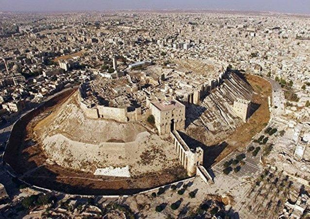 俄外交部:空天部隊近日未執飛阿勒頗東部