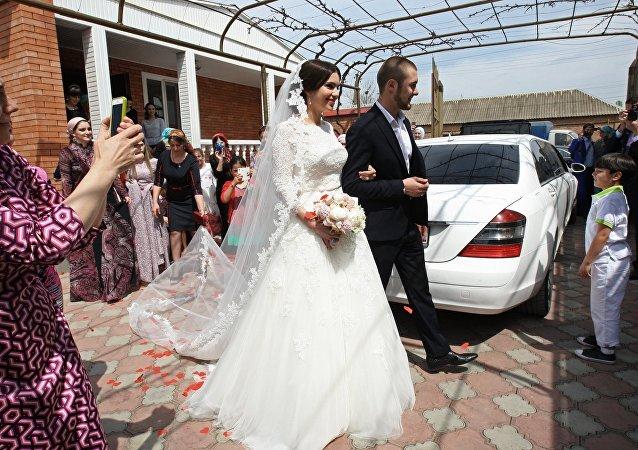 車臣文化部將對婚禮傳統的遵守情況進行監督