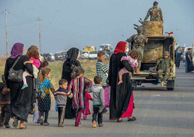 聯合國或需要最多4.5億美元來維持摩蘇爾居民重返家園前的生活