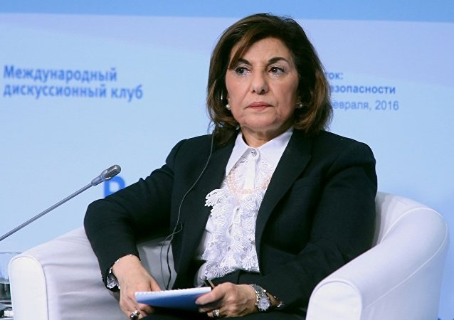 敘利亞總統巴沙爾·阿薩德的顧問布賽娜·沙班