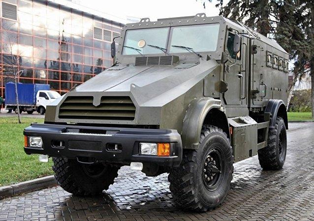「Gorets-K」型裝甲卡車
