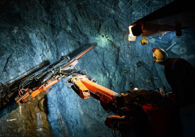 銅礦開採(資料圖片)