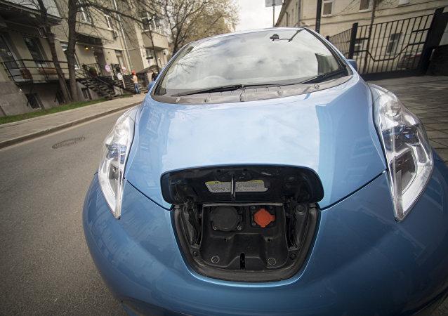 2018年全球電動汽車銷售量增長70%