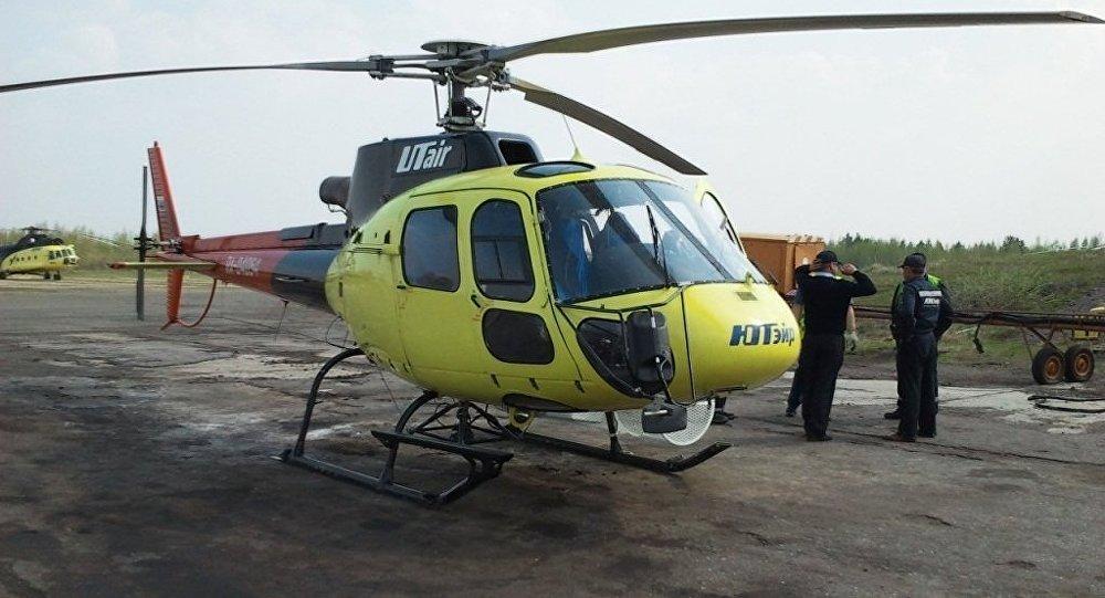 Eurocopter直升機