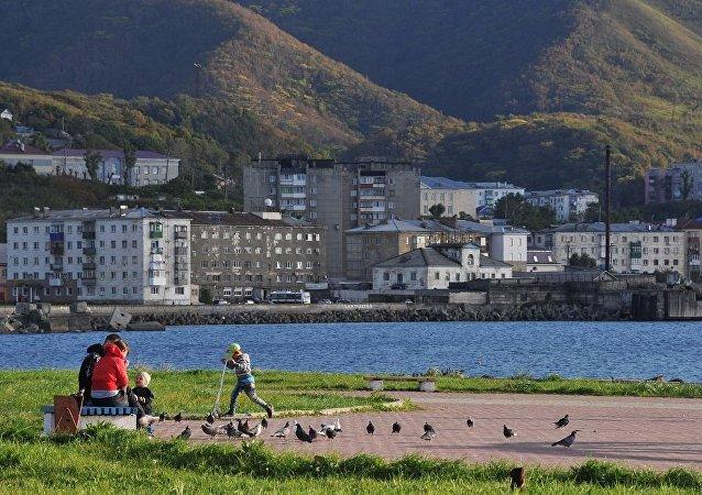 俄薩哈林和日本北海道重新開通輪渡