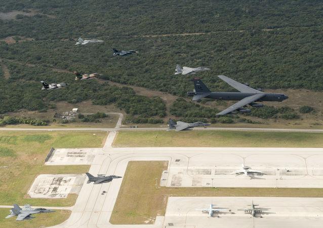 美國軍事基地