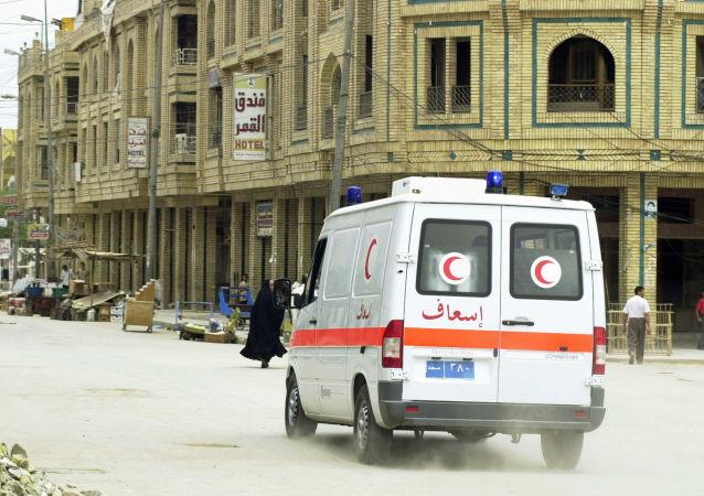 媒體:摩蘇爾爆炸造成至少12死20傷
