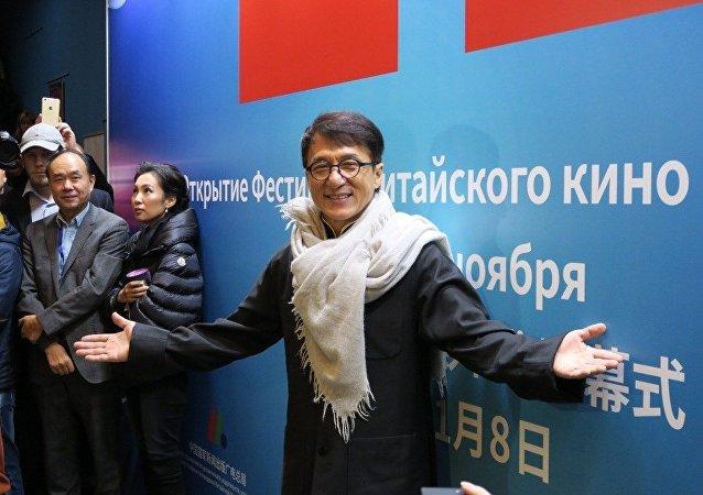 成龍 : 俄羅斯電影人的職業操守和精神值得學習