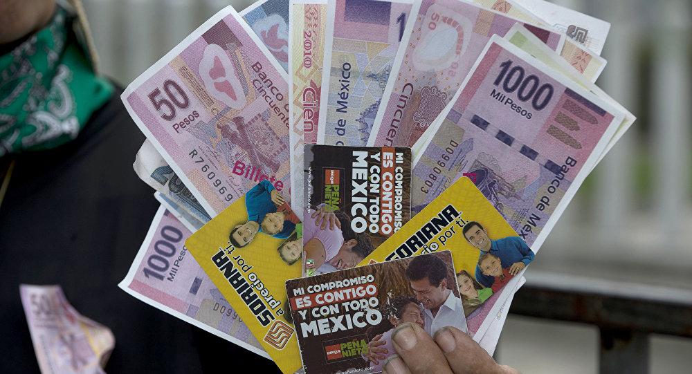 墨西哥比索