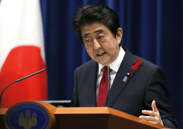 日本首相承諾就《跨太平洋夥伴關係協定》必要性問題繼續說服美國