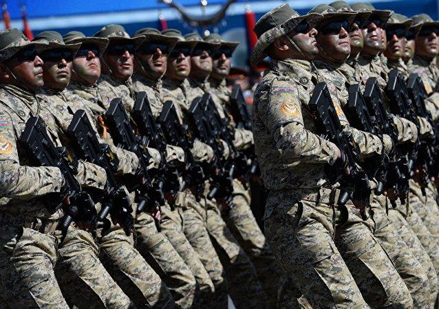 阿塞拜疆軍人