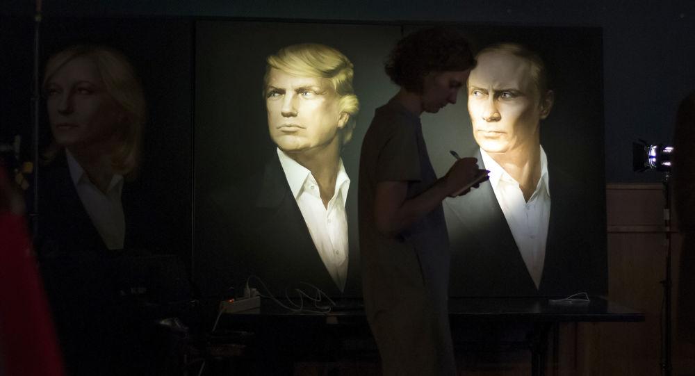 特朗普對納扎爾巴耶夫表示:對與俄羅斯合作的前景表示樂觀