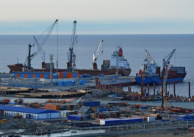 中國對參與俄大陸架開發和 「北極液化氣2號項目」感興趣