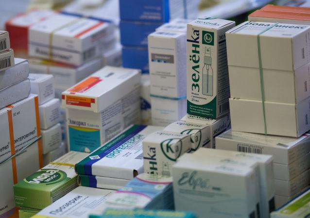 俄羅斯警方切斷從印度進口假藥的主要渠道