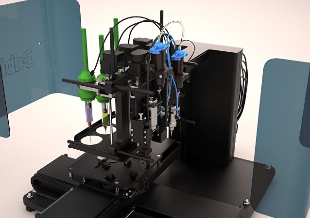 俄羅斯公司將首次在太空3D打印人體器官