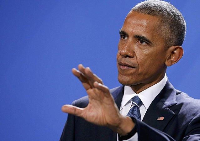 美國前總統奧巴馬