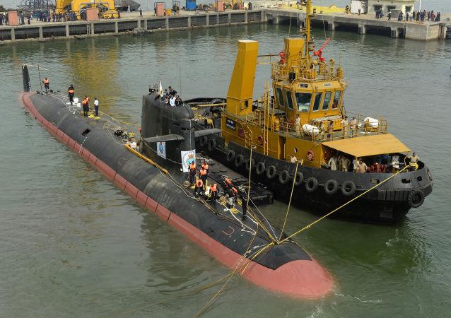 'Kalvari', 印度潛水艇