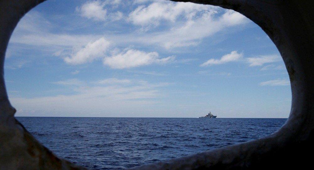 中方堅決反對越印有關合作侵犯中國在南海的正當權益