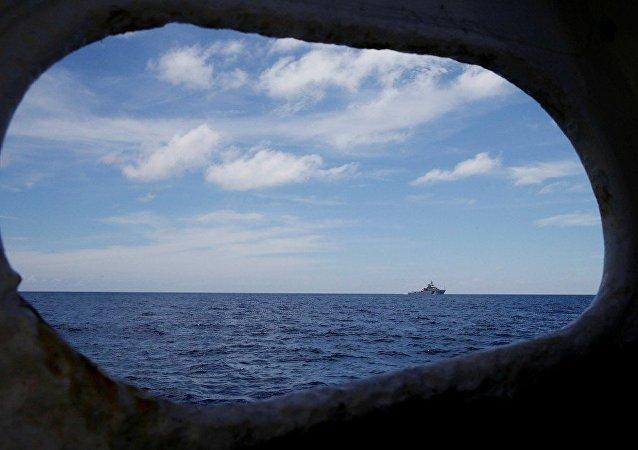 南海航行報告:南海水域商船航路選擇自由且航行安全