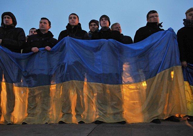 70%的烏克蘭人對政府工作不滿意