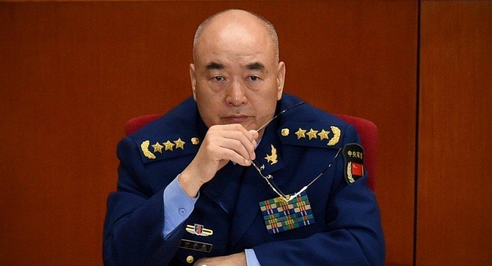 中央軍委副主席許其亮