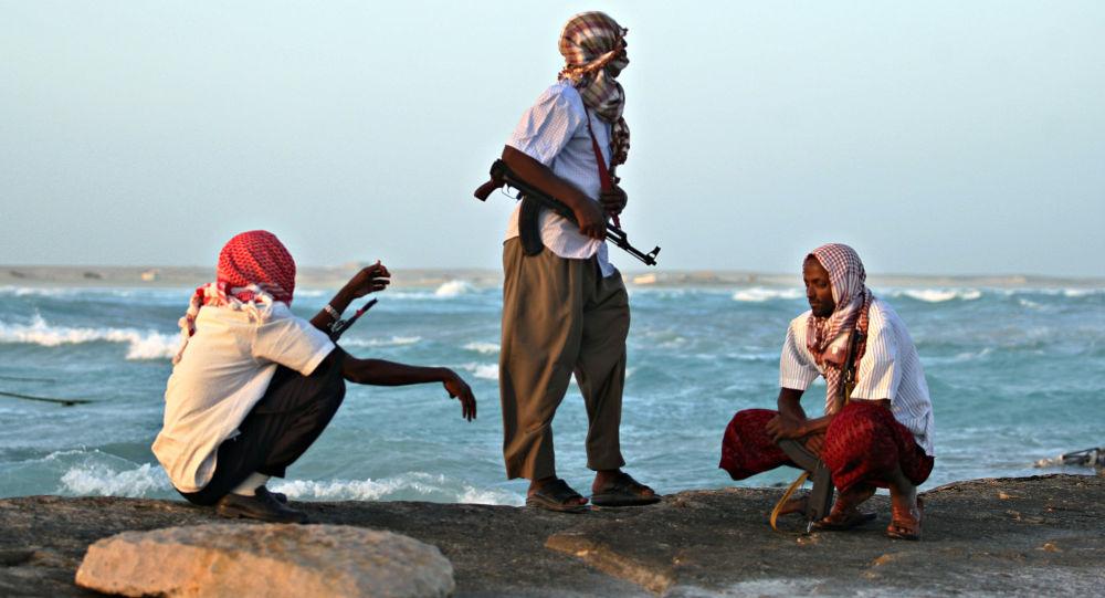 索馬里的海盜