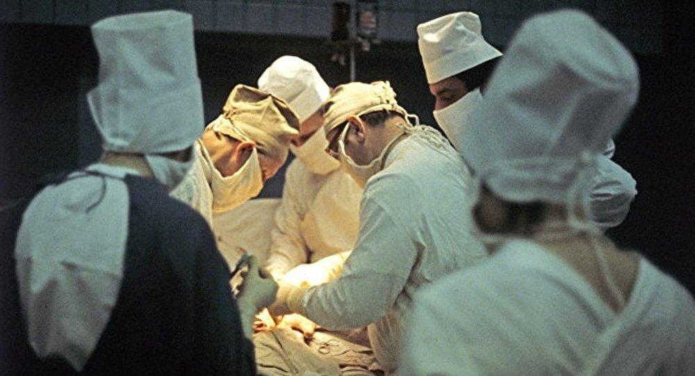 俄維什涅夫斯基軍事醫院計劃開展面部移植手術