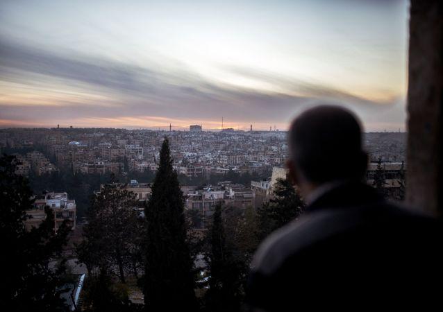 俄國防部:敘阿勒頗東部9萬人口所在區域被解放