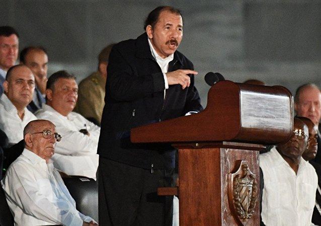 尼加拉瓜總統奧爾特加