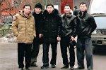 朝鮮工人在俄羅斯