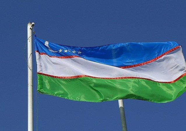 烏茲別克斯坦國旗