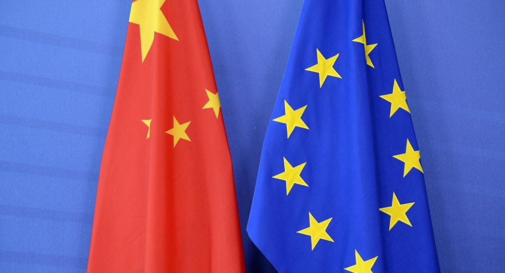 中國駐歐盟使團:歐盟和加拿大關於中方「任意拘押」外國公民的指責毫無根據